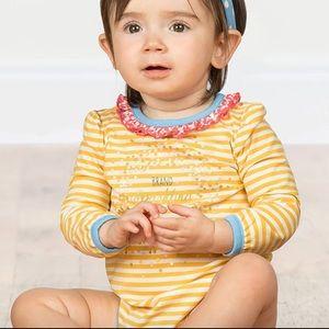 Matilda Jane Brand Sparkling New onesie